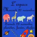 20&23 novembre